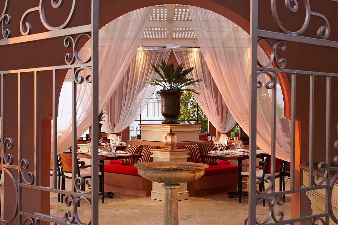 Hotel Marbella Corfou Restaurant Comodo