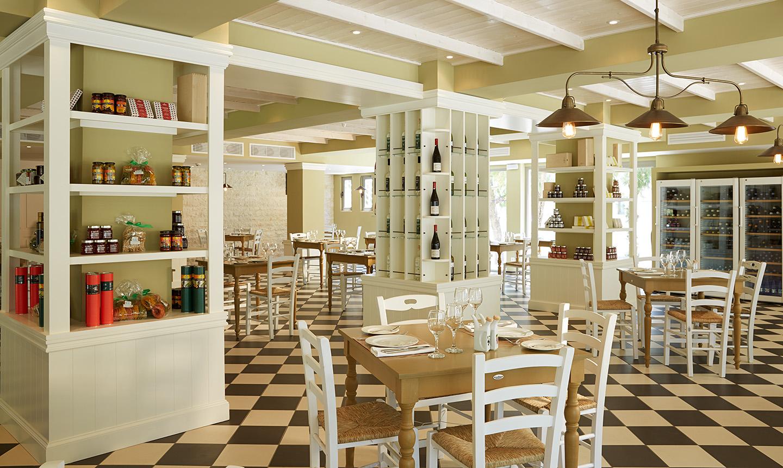 Hotel marbella corfou restaurant Grec