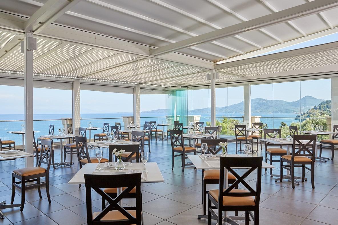 Hotel Marbella Corfou Grece - Restaurant La Terraza