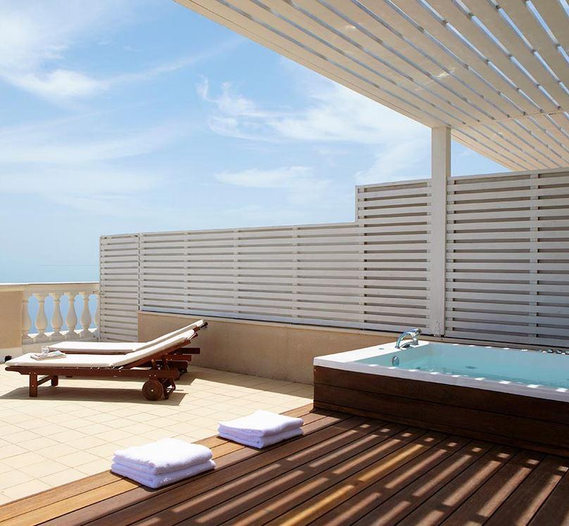 Hotel Marbella Corfou Grece - Suite jacuzzi