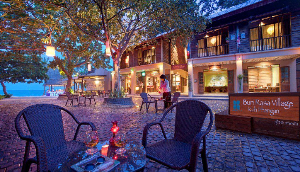 Koh Phangan - Hotel Buri Rasa