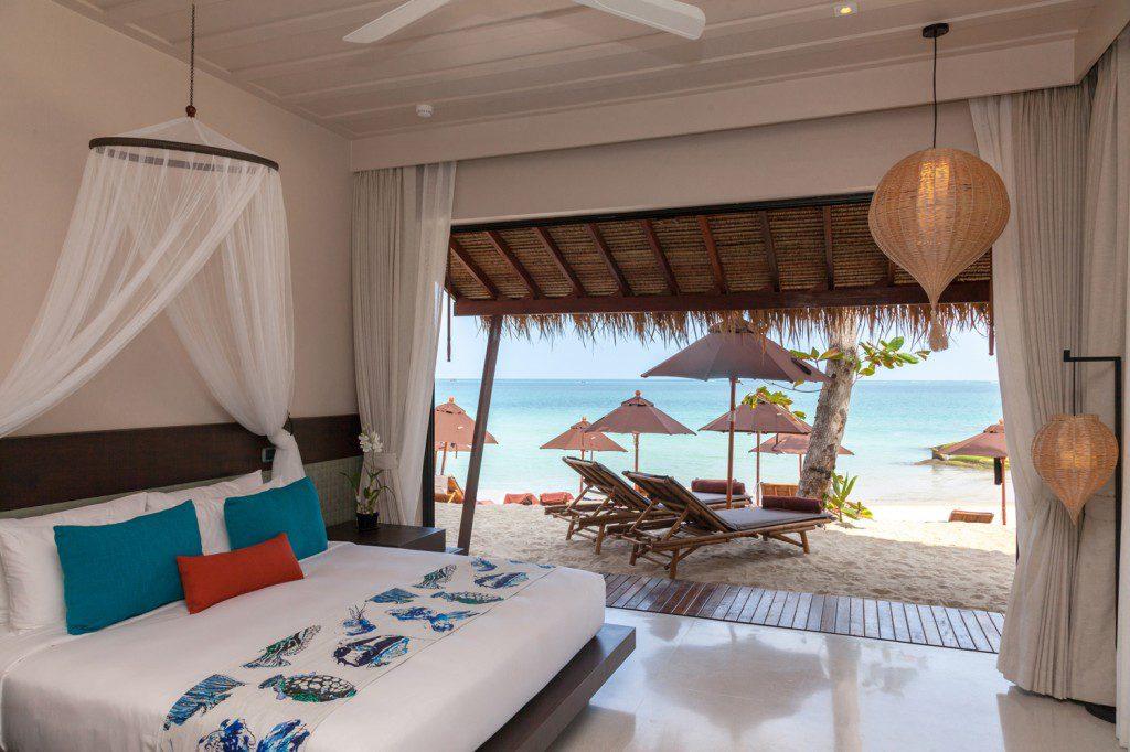 Koh Phangan - Hotel Buri Rasa chambre beach front