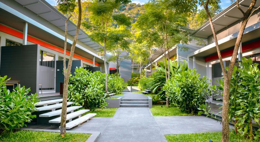 Koh Phangan - hotel Coast Resort Had Rin