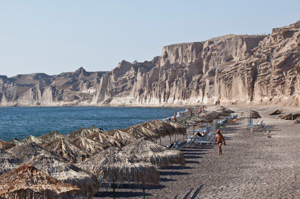 santorin - vlychada-beach