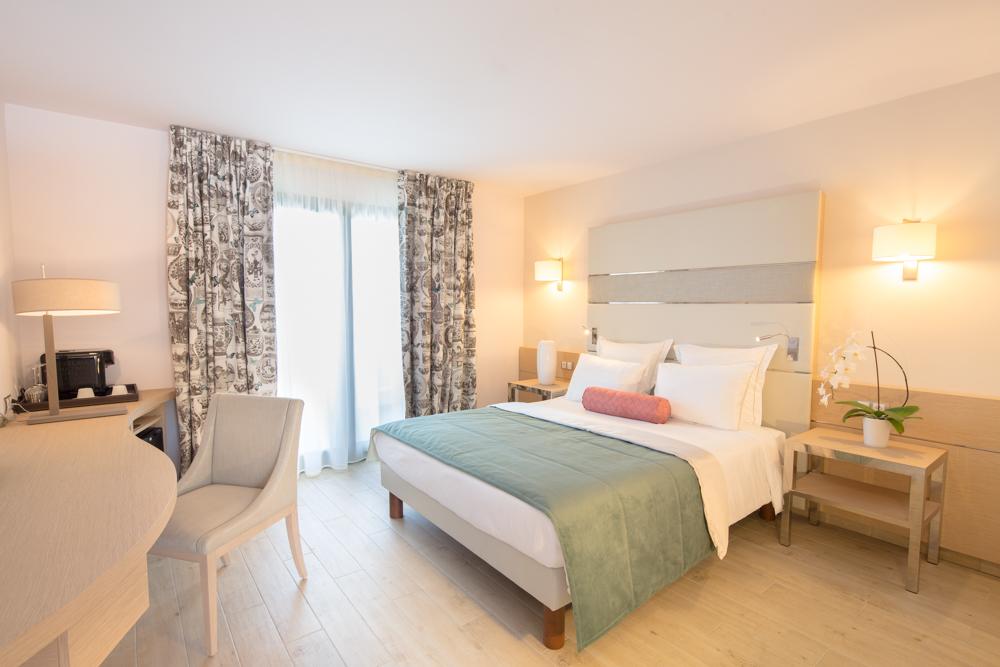 Hotel Akoya Ile de la Reunion - Chambre Champs de Thé supérieur