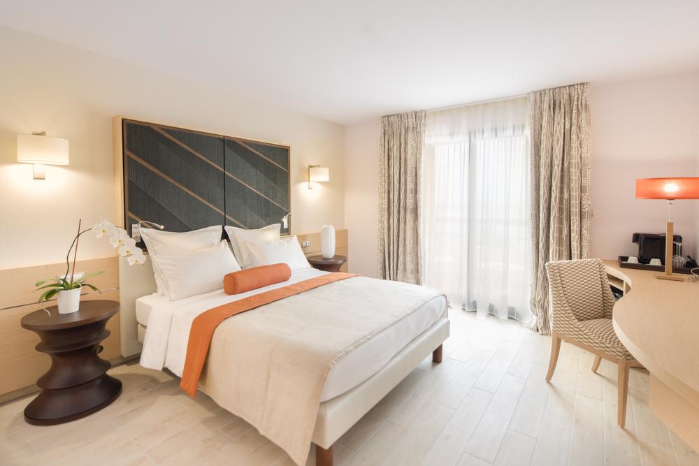 Hotel Akoya Ile de la Reunion - Chambre Fournaise supérieur