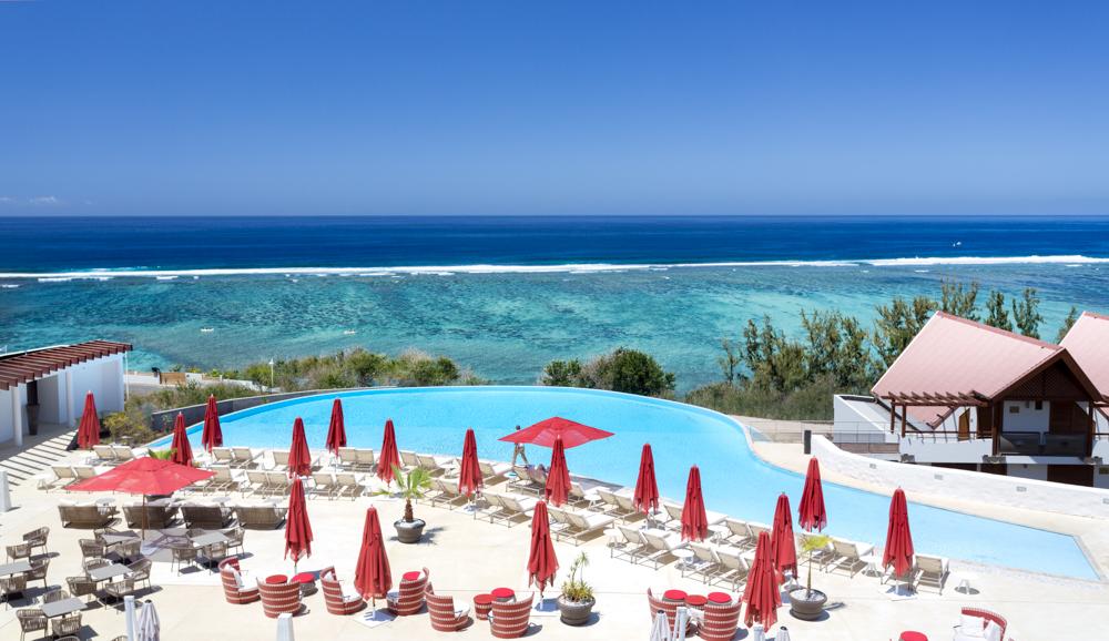 Hotel Akoya - Ile de la Reunion - Piscine 2