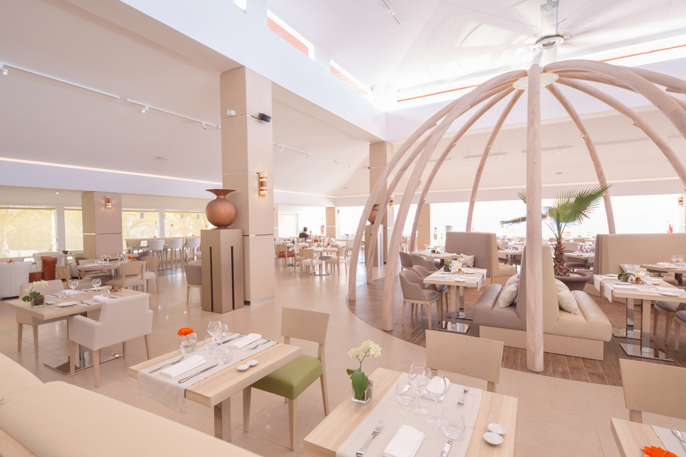 Hotel Akoya Ile de la Reunion - Restaurant Le Dome .
