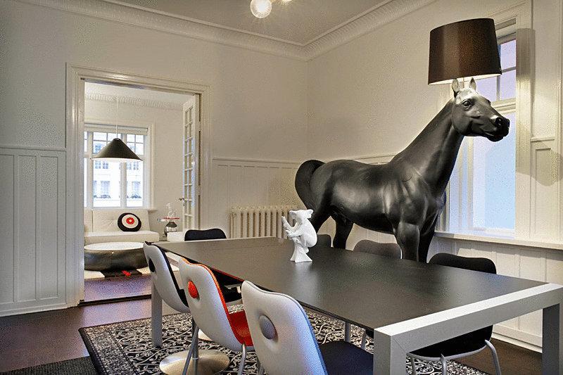 Hotel Reykjavik Apartment K - salon