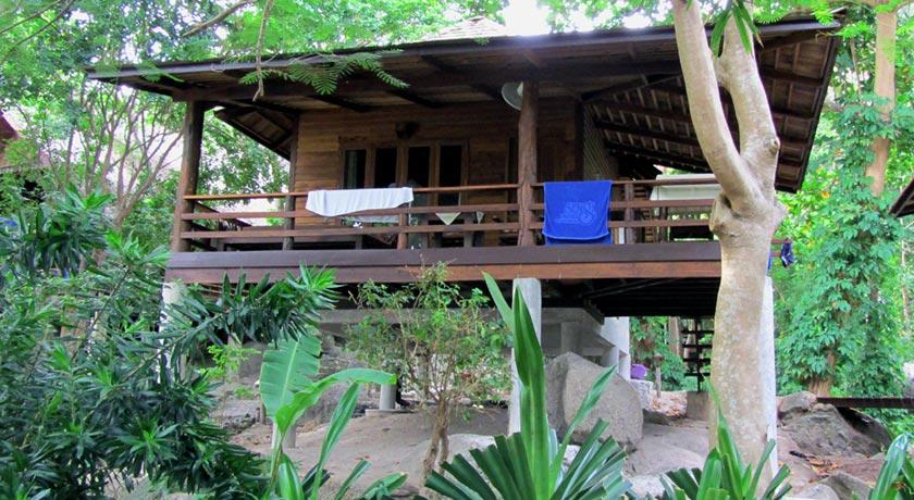 Bungalows Hotel Sensi Paradise