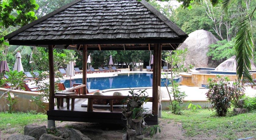 Hotel Sensi Paradise Beach Resort Koh Tao