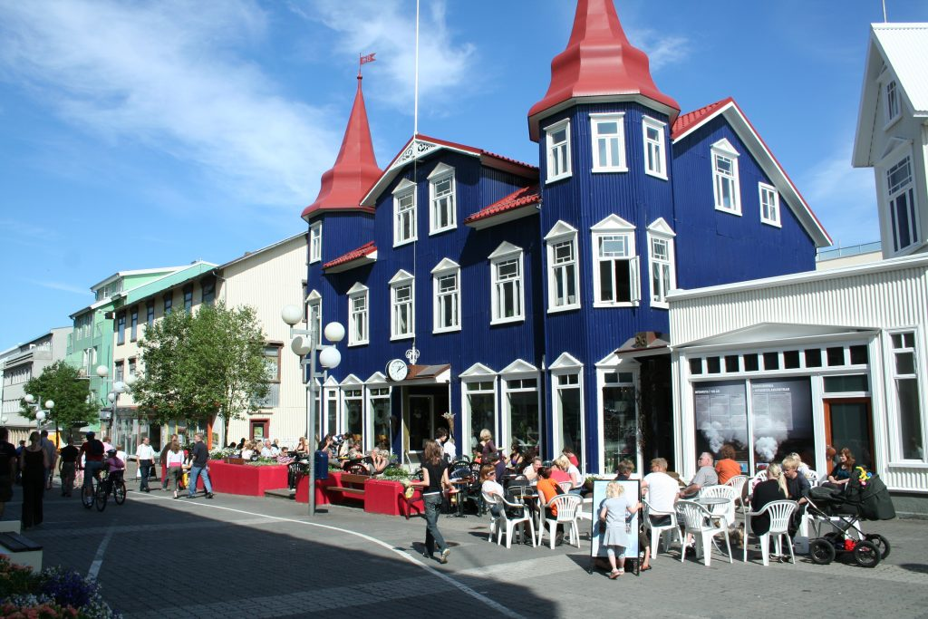 Akureyri Islande