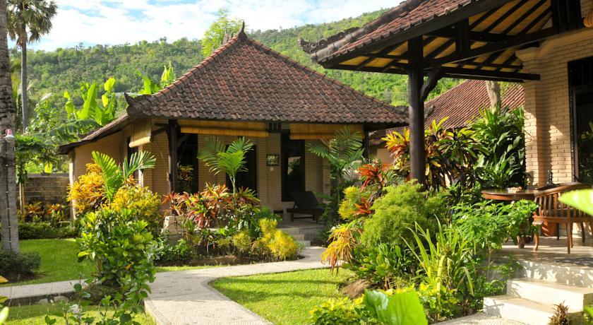 Bali Amed Hotel Hidden Paradise Cottages