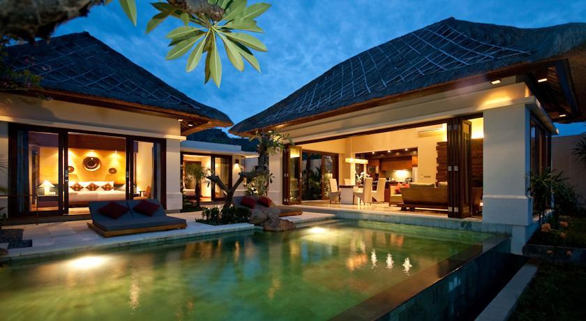Bali Amed The Griya Villas and Spa piscine