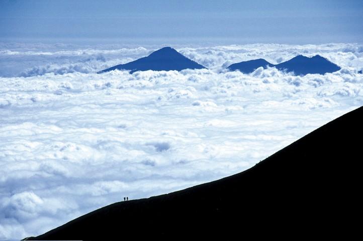 Bali - Ascension volcan Agung