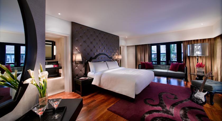Bali Kuta Hard Rock Hotel Chambre