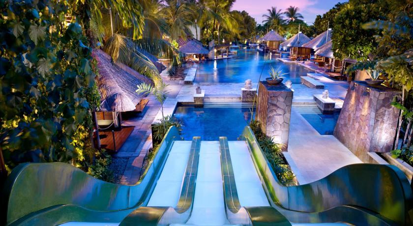 Bali Kuta Hard Rock Hotel Piscine
