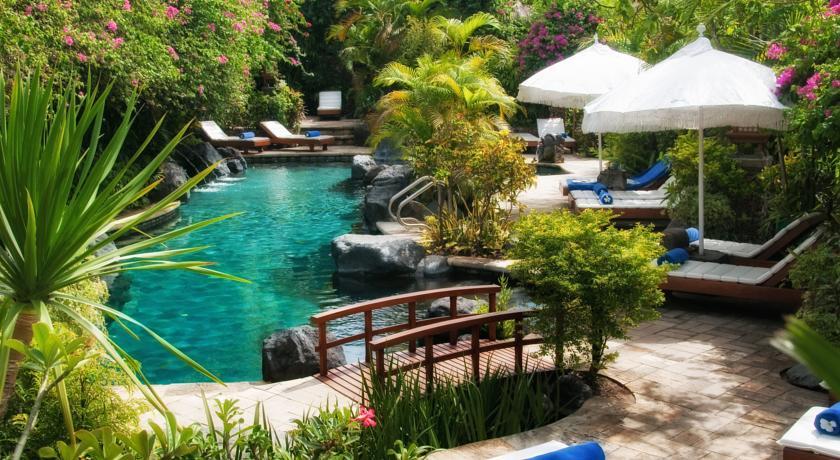 Bali Kuta Hotel Poppies Bali piscine