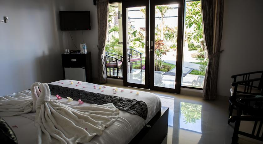 Bali Lovina hotel kelapa lovina beach resort chambre