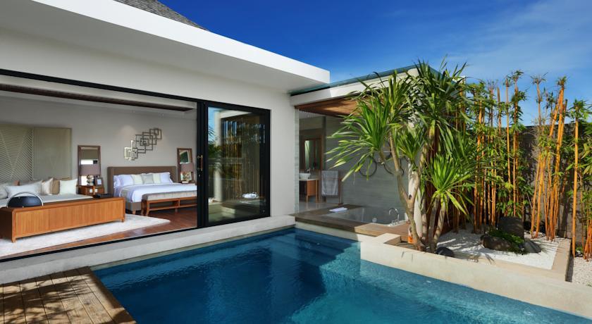 Bali Seminyak Berry Amour Villas chambre