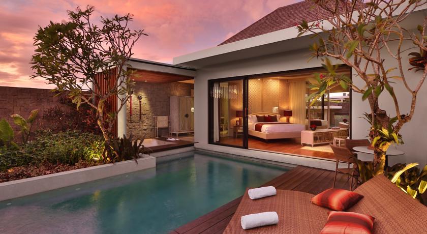 Berry Amour Villas à Seminyak, Bali
