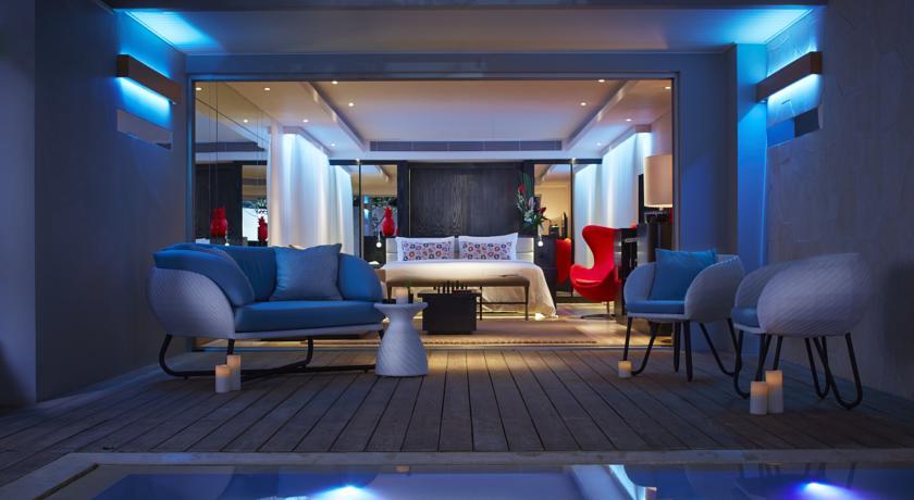 Bali Seminyak Hotel Double Six chambre