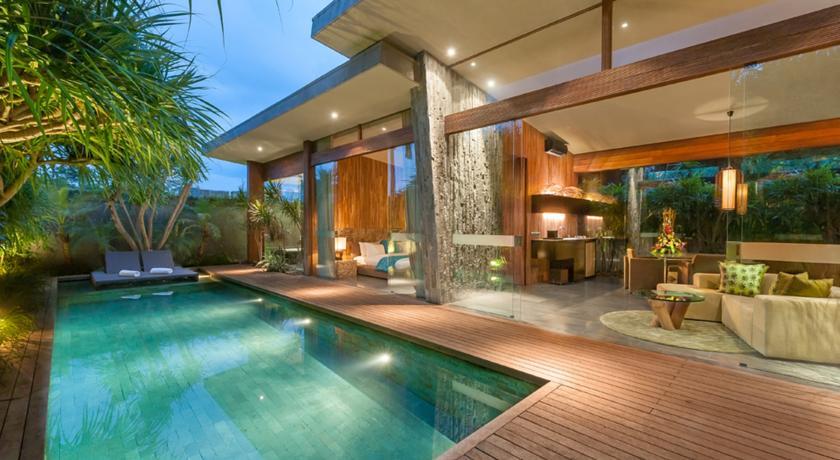Bali Seminyak i-Villas by Karaniya Experience piscine