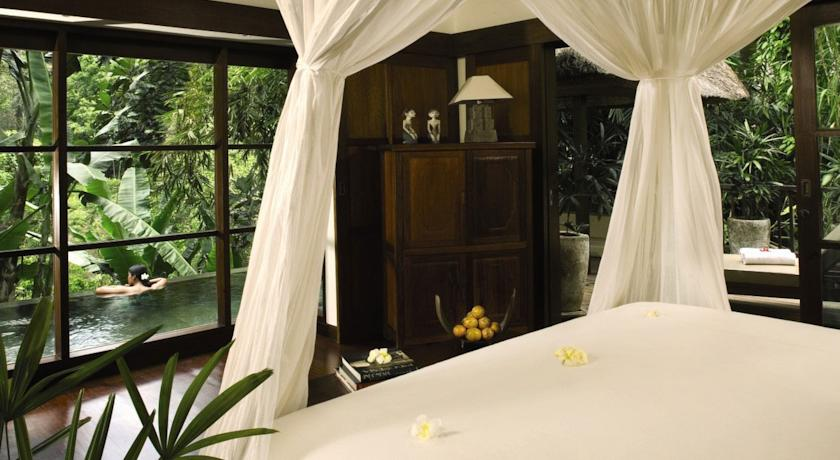 Bali Ubud Hotel Hanging Gardens chambre