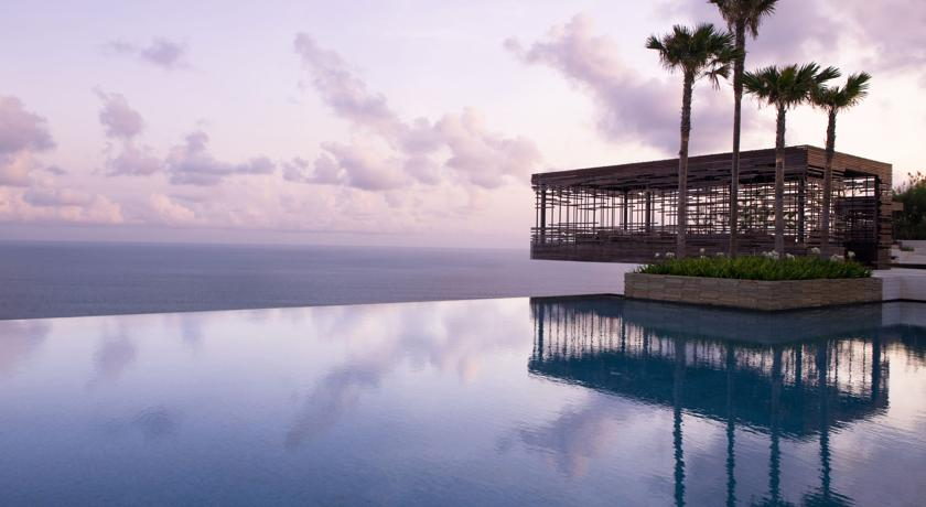 Bali Uluwatu Alila Villas piscine