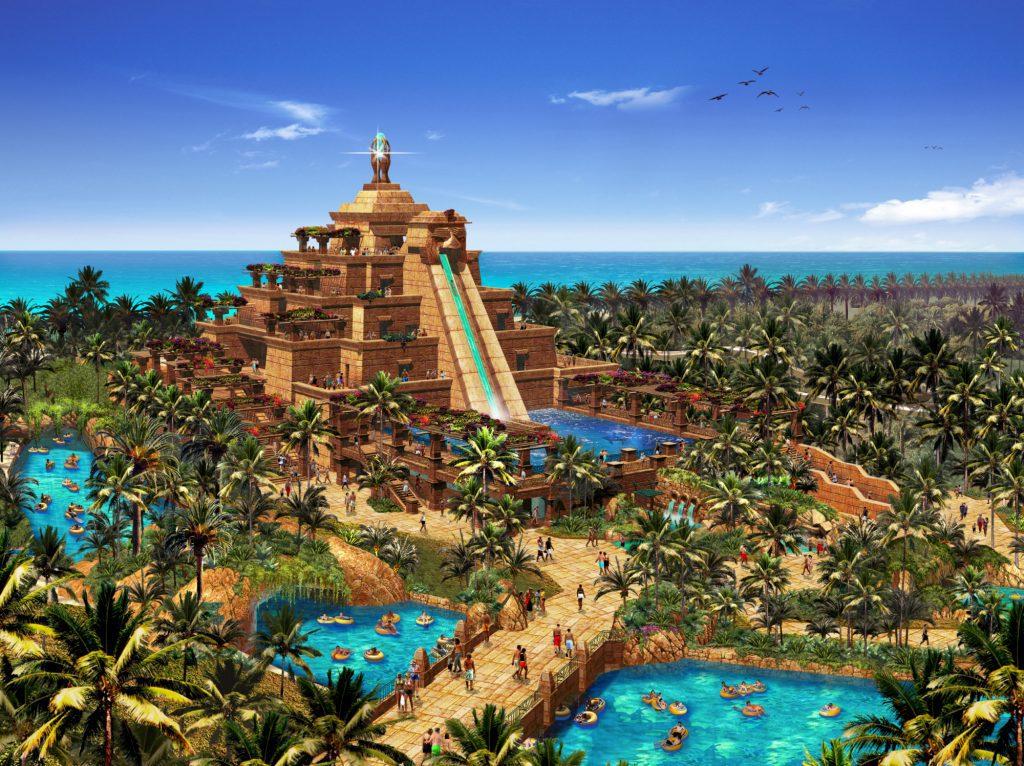 Hotel Atlantis Dubai forfait famille