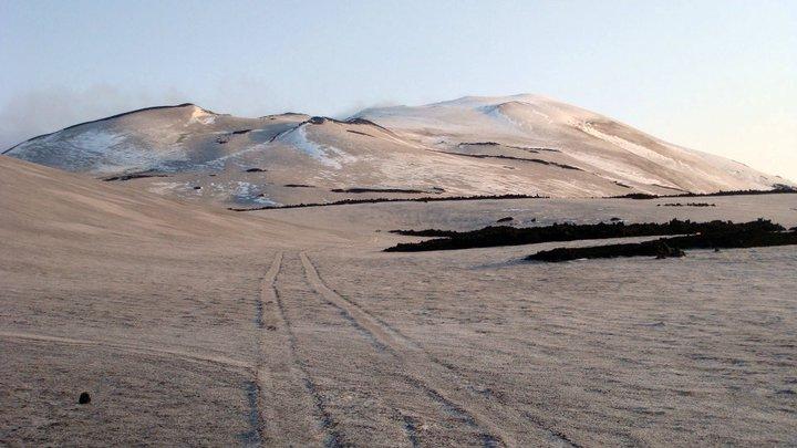 Islande Mont Hekla