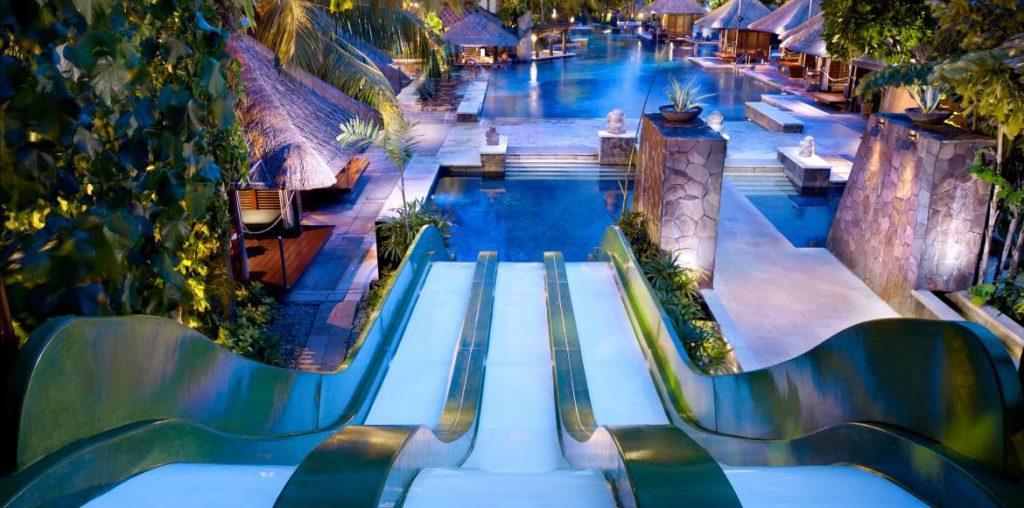 vacances en famille - Hard Rock Hotel Bali