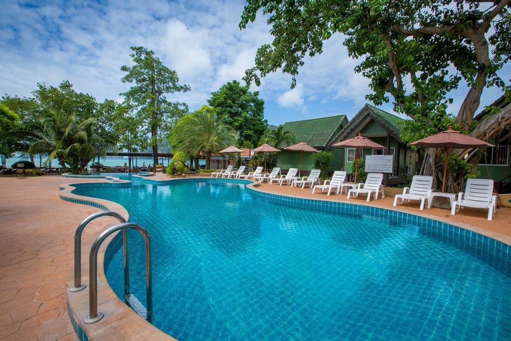 Koh Phi Phi - Hotel Phi Phi Andaman Beach Resort Piscine