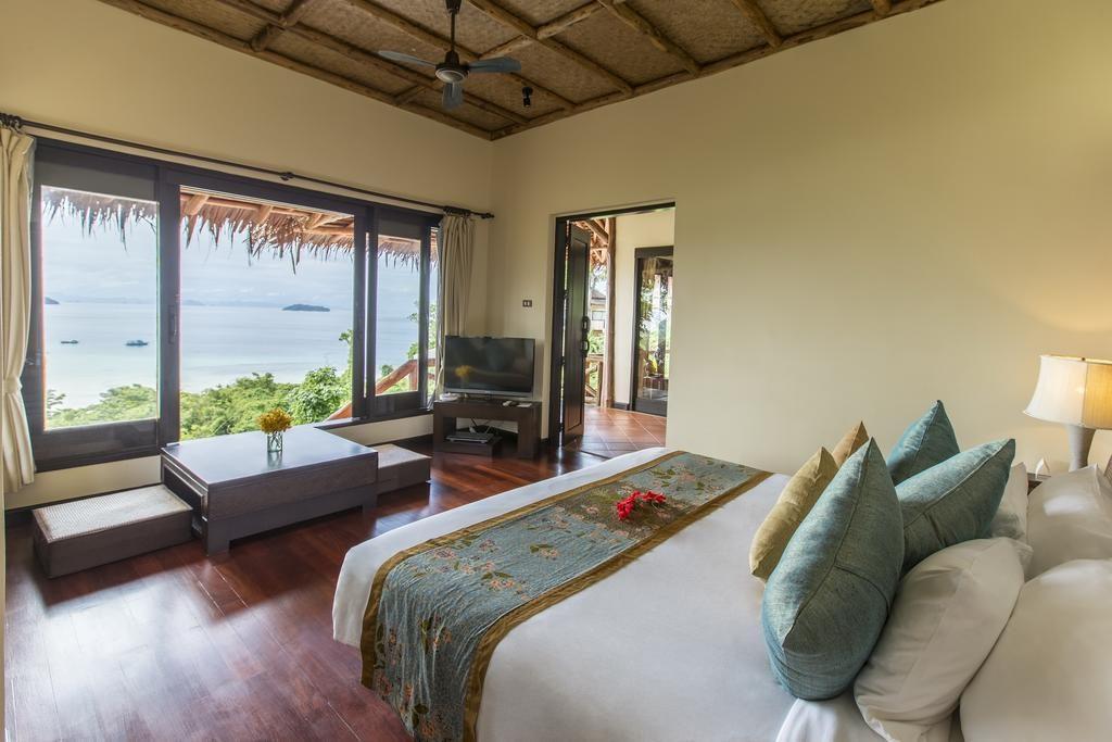 Koh Phi Phi - Hotel Phi Phi Island Village Beach Resort and Spa Chambre