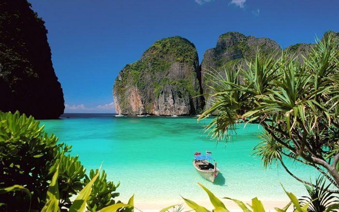 Découvrir Koh Phi Phi, une île paradisiaque