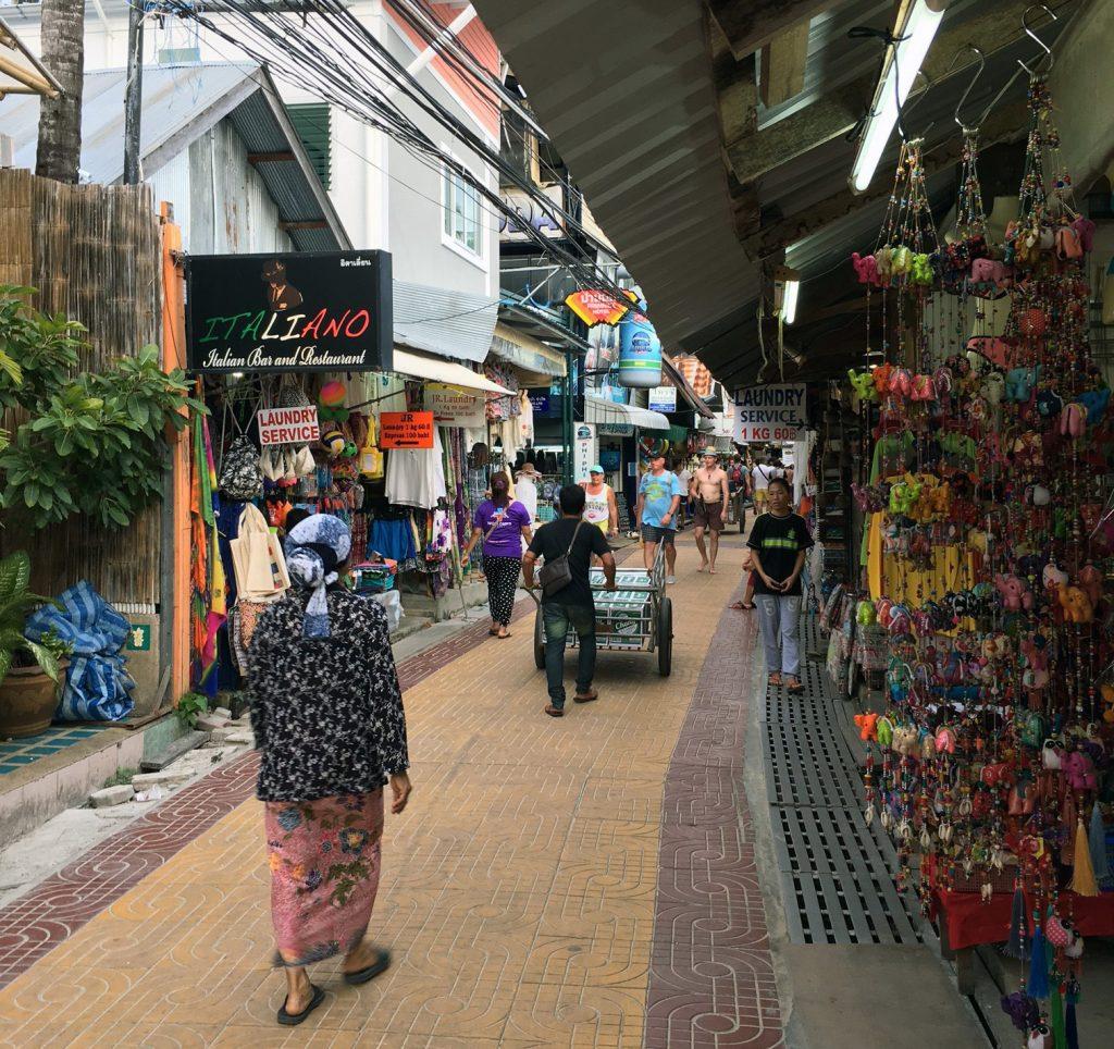 Ruelles Koh Phi Phi