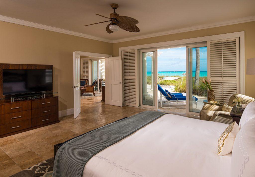 Chambre à Hotel Sandals Emerald Bay Tennis & Spa aux Bahamas