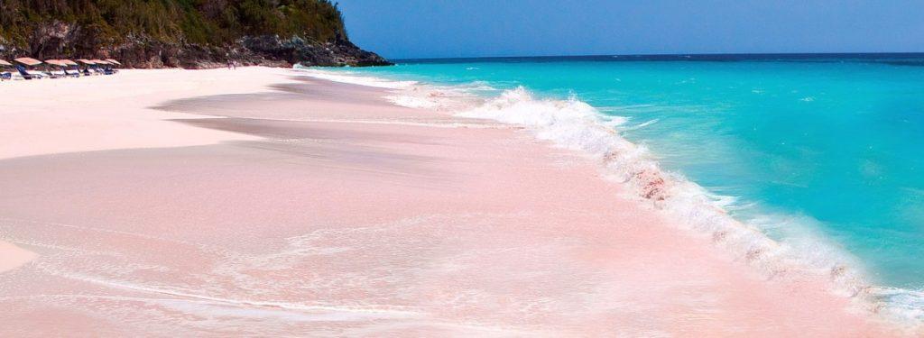 Voyage de Noces Bahamas - Pink Sands Beach
