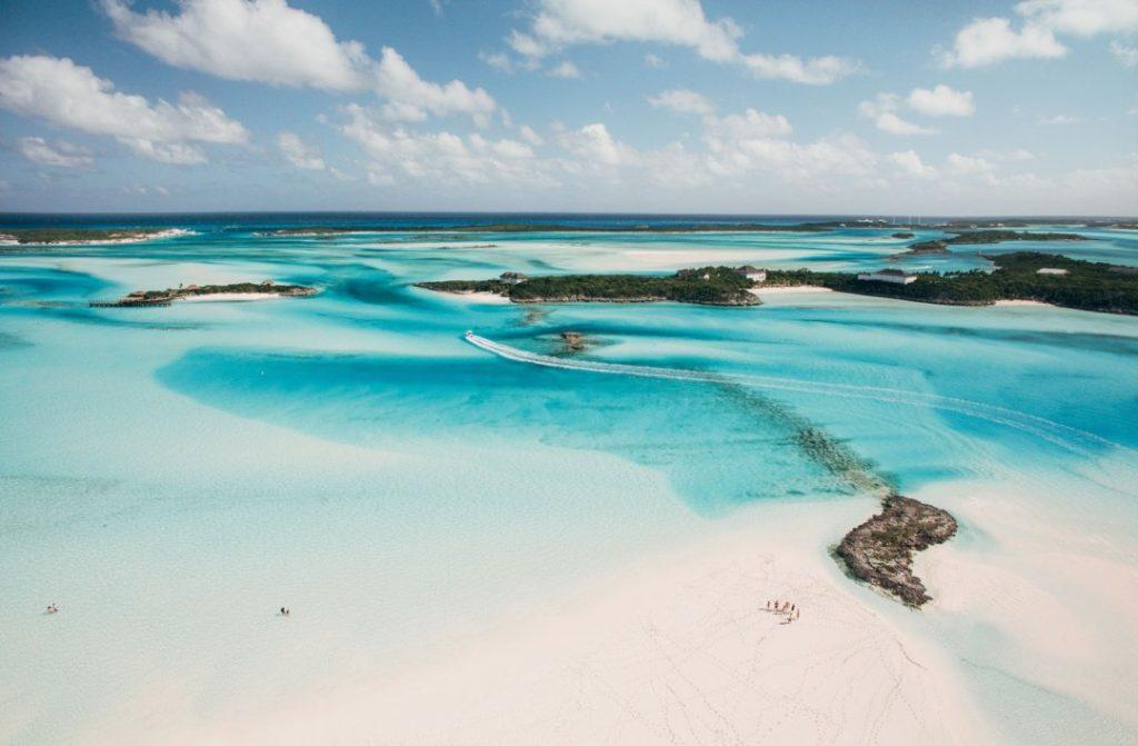 Voyage de Noces aux Bahamas - Ile Exuma