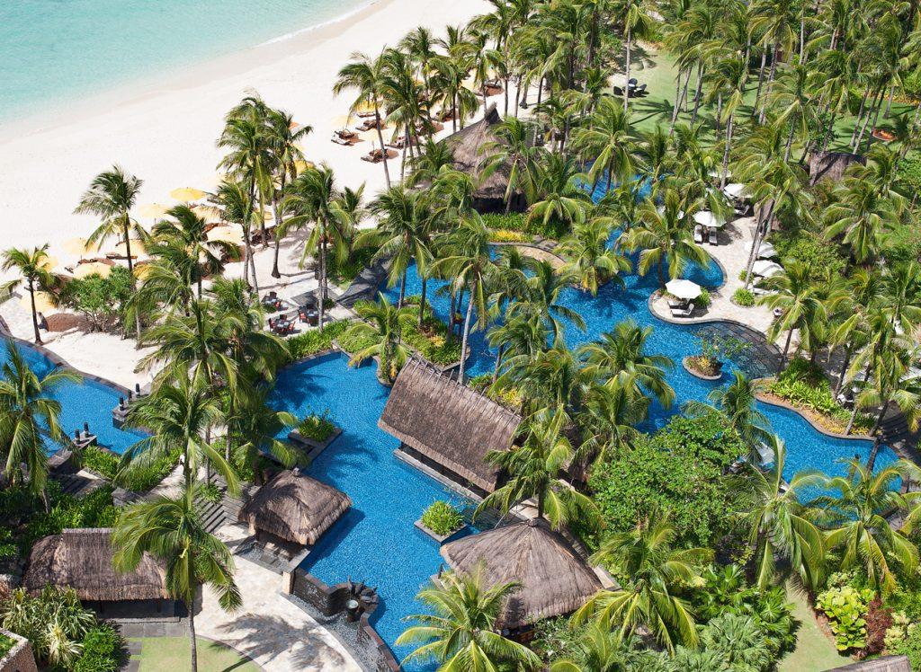 Hotel Shangri La's Boracay Resort and Spa