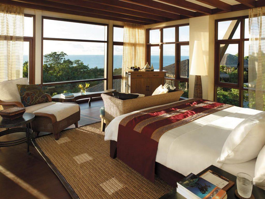 Chambre à l'hotel Shangri La's Boracay Resort and Spa