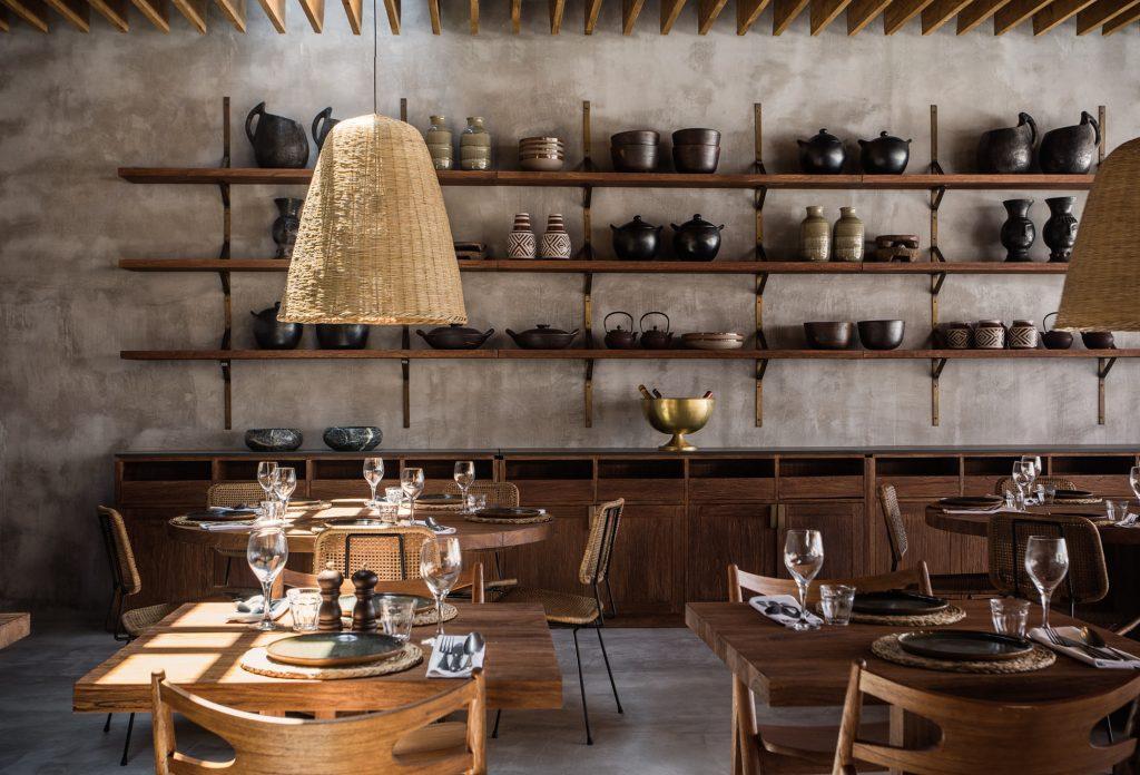 Restaurant Kima de l'hôtel Casa Cook Kos