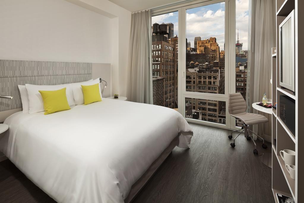 Hôtels à New York : Hôtel Innside - Chambre
