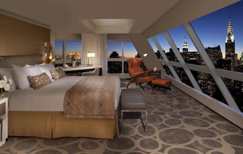Hôtels à New York - Millenium Hilton Hotel Chambre avec vue