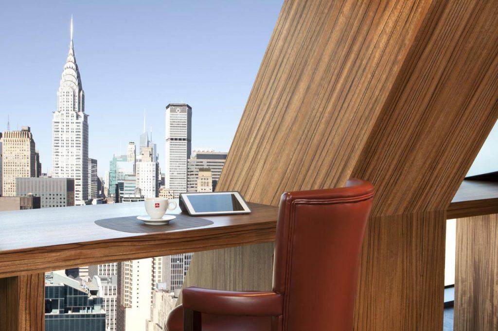 Hôtels à New York - Millenium Hilton Hotel - Vue de la chambre