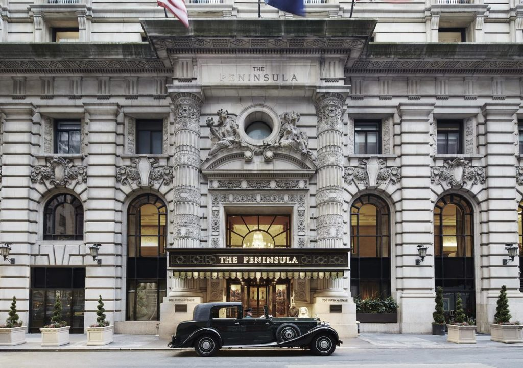 Hotels à New York - Hotel Peninsula
