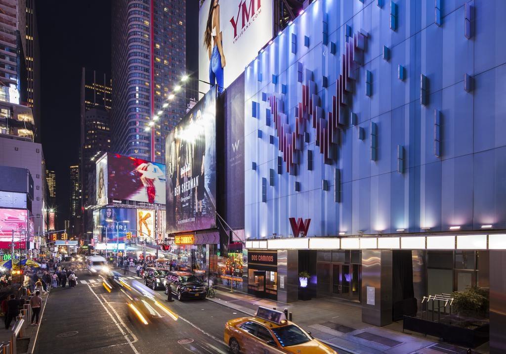 Hôtels à New York : Le W Hôtel