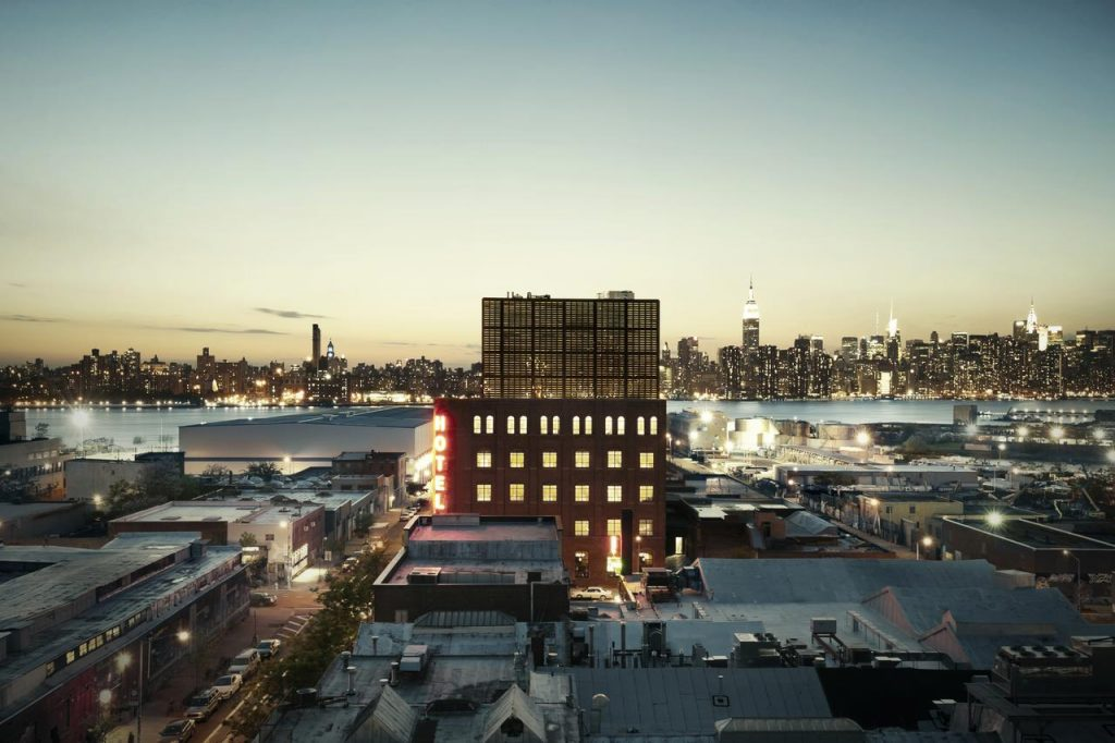 Hôtel à New York - Wythe Hotel à Brooklyn