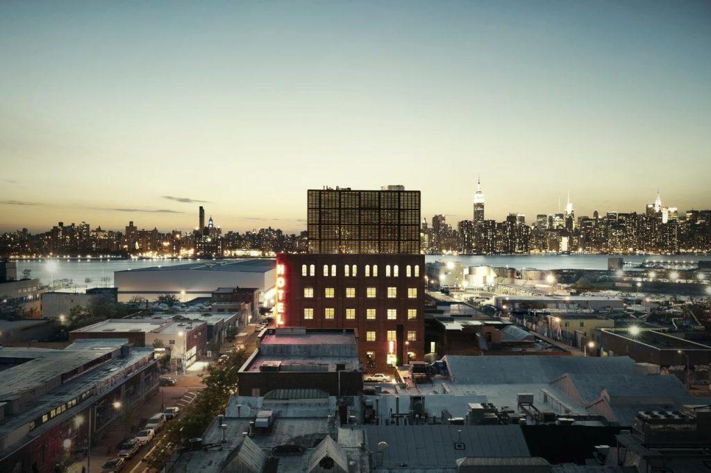 Hôtel à New York - Wythe Hotel à Brooklyn
