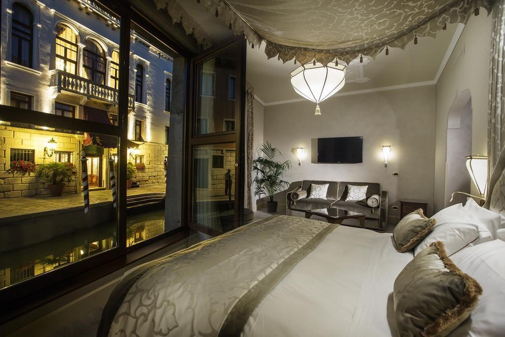 Hôtel Ai Mori d'Oriente Venise quartier Cannaregio